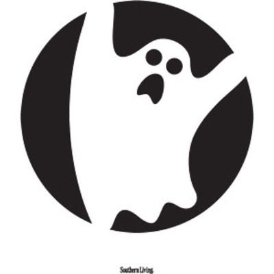 Ghost Pumpkin Carving Templates - 14 Easy Printable Pumpkin Carving ...