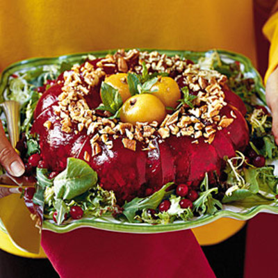 Don't be mistaken—these Thanksgiving side salads aren't just plates of lettuce with a little dressing. Perfect for fall, these Thanksgiving salad recipes are filled with seasonal ingredients like pecans, apples, and cranberries, and tossed in dressings like warm bacon or maple-cider vinaigrettes.