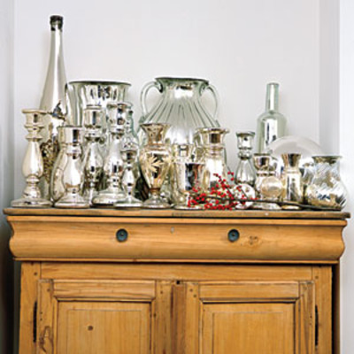 mercury glass 101 fresh christmas decorating ideas southern living