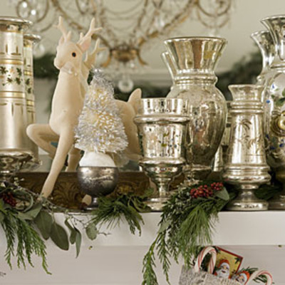 vintage christmas decorations tips for buying mercury glass vintage