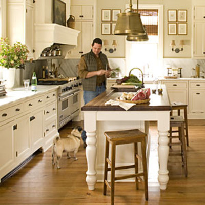 Kitchen inspiration kitchen restoration kitchen for Southern style kitchen ideas
