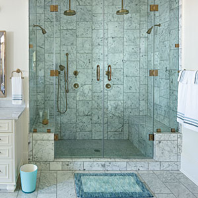 Master Bathroom Decorating Design Splurge In The Shower 65 Calming Bathroom Retreats