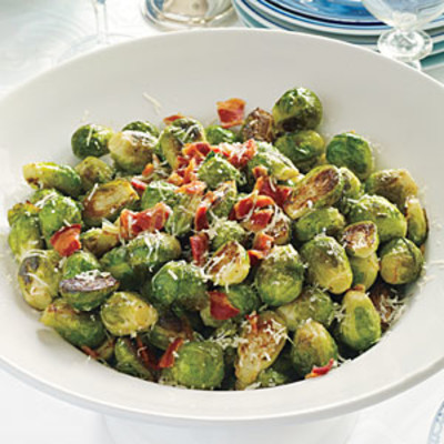 Brussels Sprouts with Pancetta - 102 Best Thanksgiving Side Dish ...