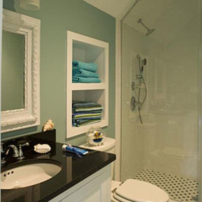 children 39 s bathroom decorating ideas create an alcove for