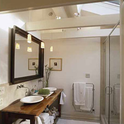 Master bathroom decorating design lighten up 65 for Master bath lighting ideas