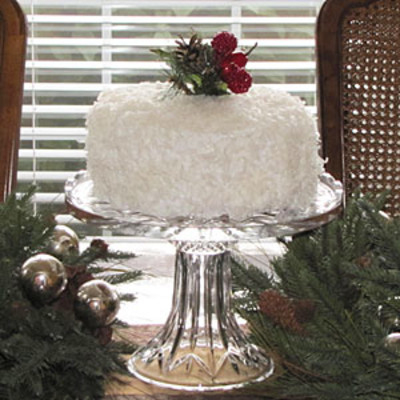 Coconut Cake With Lemon Curd Filling Southern Living