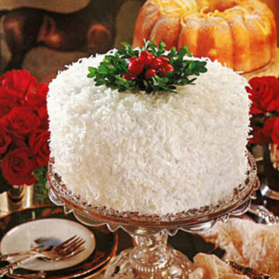 Greg S Coconut Cake