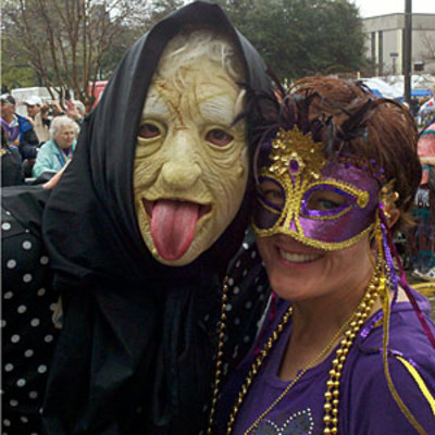 mardi gras across the south southern living