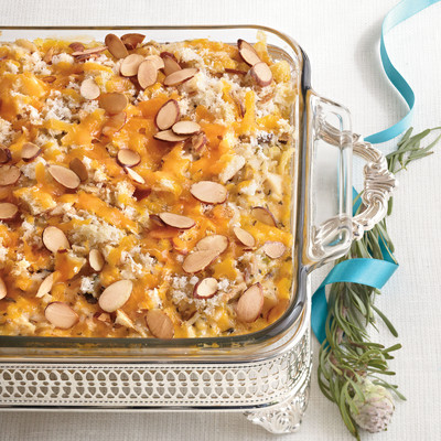 Chicken-and-Wild Rice Casserole Recipe - 101 Best Classic Comfort Food ...