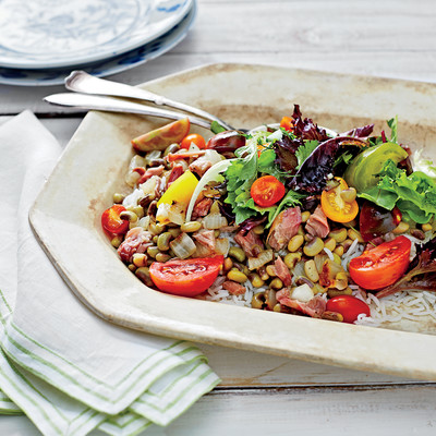 Summer Hoppin' John Salad - Black-Eyed Pea Recipes - Southern Living