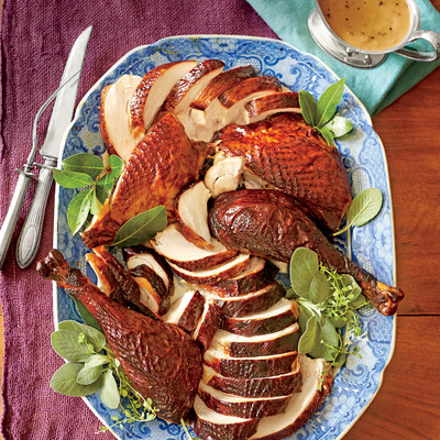Smoked Turkey Marinated In Brine Food Network