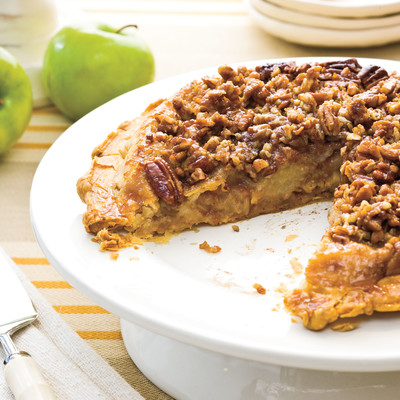 Apple Upside-Down Pie Recipes - Best Apple Pie Recipes - Southern ...