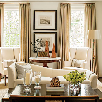 in antiques 104 living room decorating ideas southern living