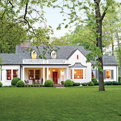 Before and After Yard Makeovers That   Southern Living