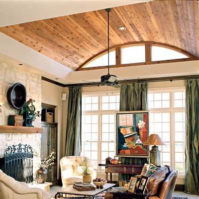 With Your Ceiling 104 Living Room Decorating Ideas Southern Living