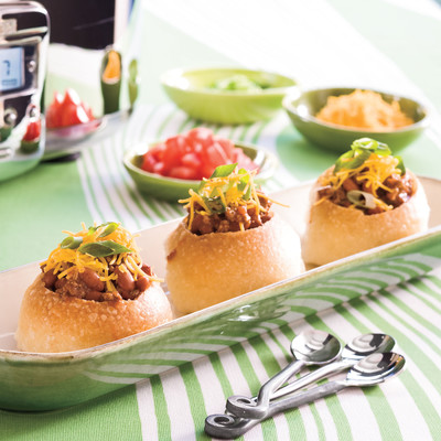 Super Quick Chili - Football Party Recipes - Southern Living