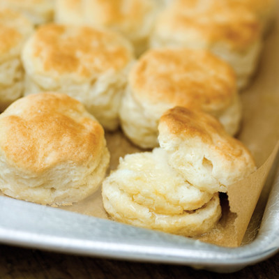 Father's Day Brunch Recipe Ideas: Buttermilk Biscuits