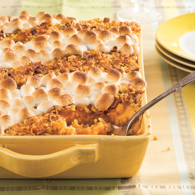 Thanksgiving Sides: Classic Sweet Potato Casserole - 102 ...