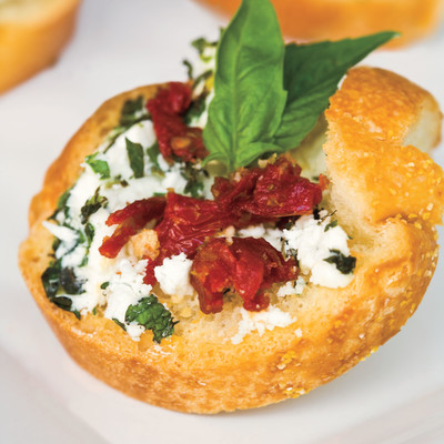 Healthy Appetizer Recipes: Herbed Goat Cheese Bites - Holiday Finger ...