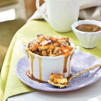 Peanut Butter Banana Breakfast Bread Pudding Recipes — Dishmaps
