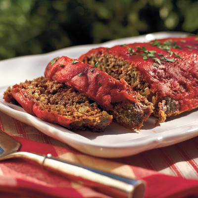 Old Fashioned Meatloaf - 101 Best Classic Comfort Food Recipes ...