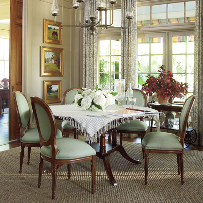 dining room decorating ideas create privacy with pocket