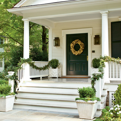 Exterior Classic Home Renovation Southern Living