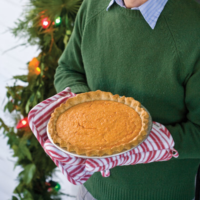 Sweet Potato-Buttermilk Pie - Heavenly Holiday Desserts - Southern ...