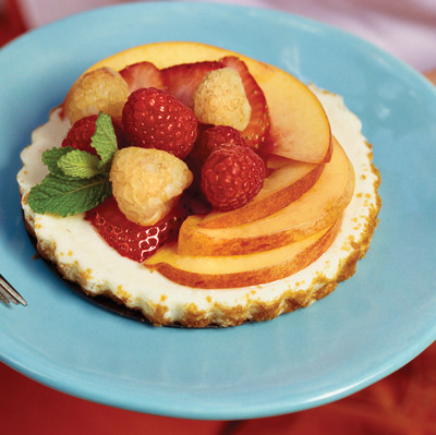 Cheesecake Tarts Recipes Quick Summer Pie Recipes