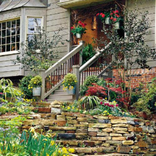 Small Front Yard Curb Appeal: Garden Editor's Front Yard Makeover