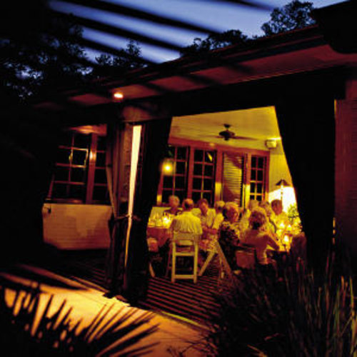 Garage Decorated For Party: Create An Outdoor Party Room