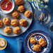 Appetizer Sweet Potato and Chorizo Sausage Bites