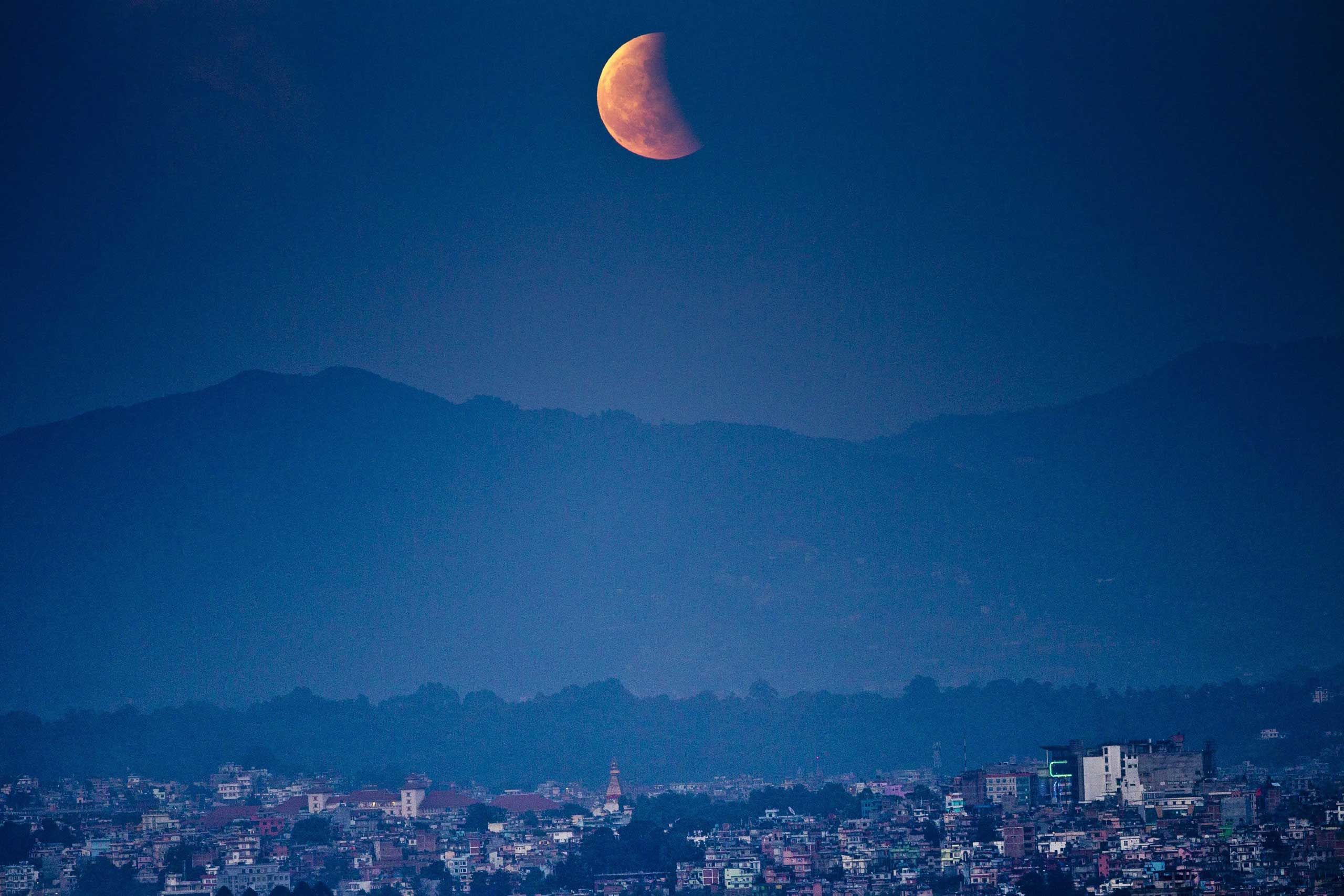 How to See the 'Super Blue Blood Moon,' Appearing This Week for First Time in Over 150 Years