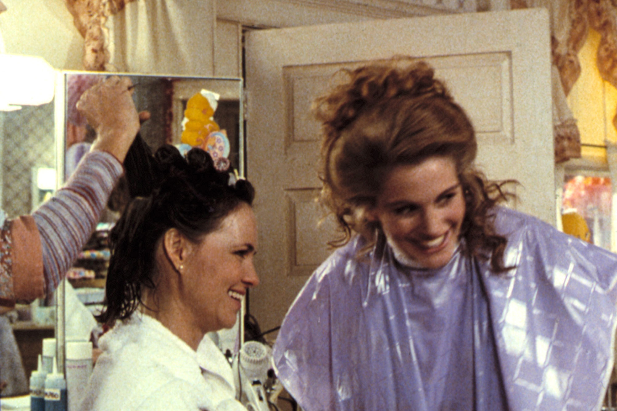 The Steel Magnolias Beauty Salon Is All I've Ever Wanted in an Appointment
