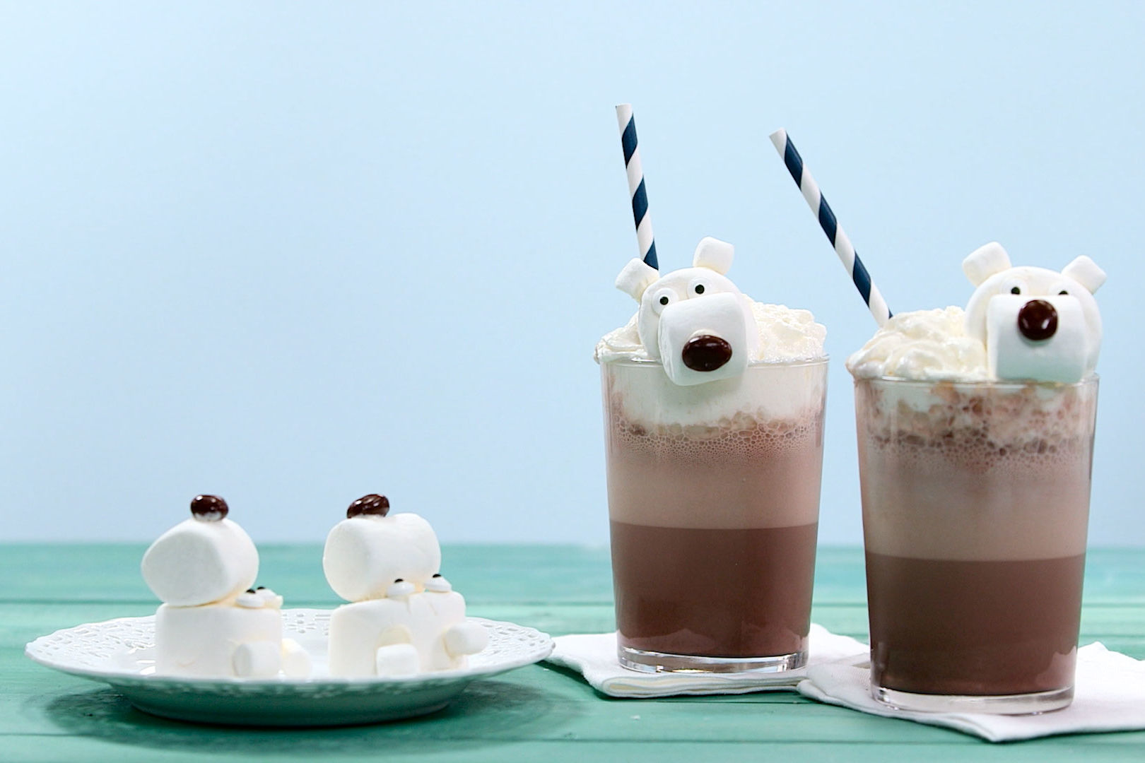 How to Master Frozen Hot Chocolate