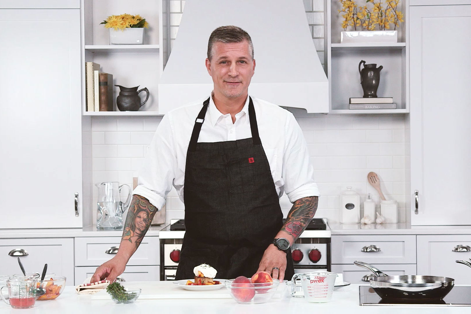 What's Cooking with Chef Scott Crawford