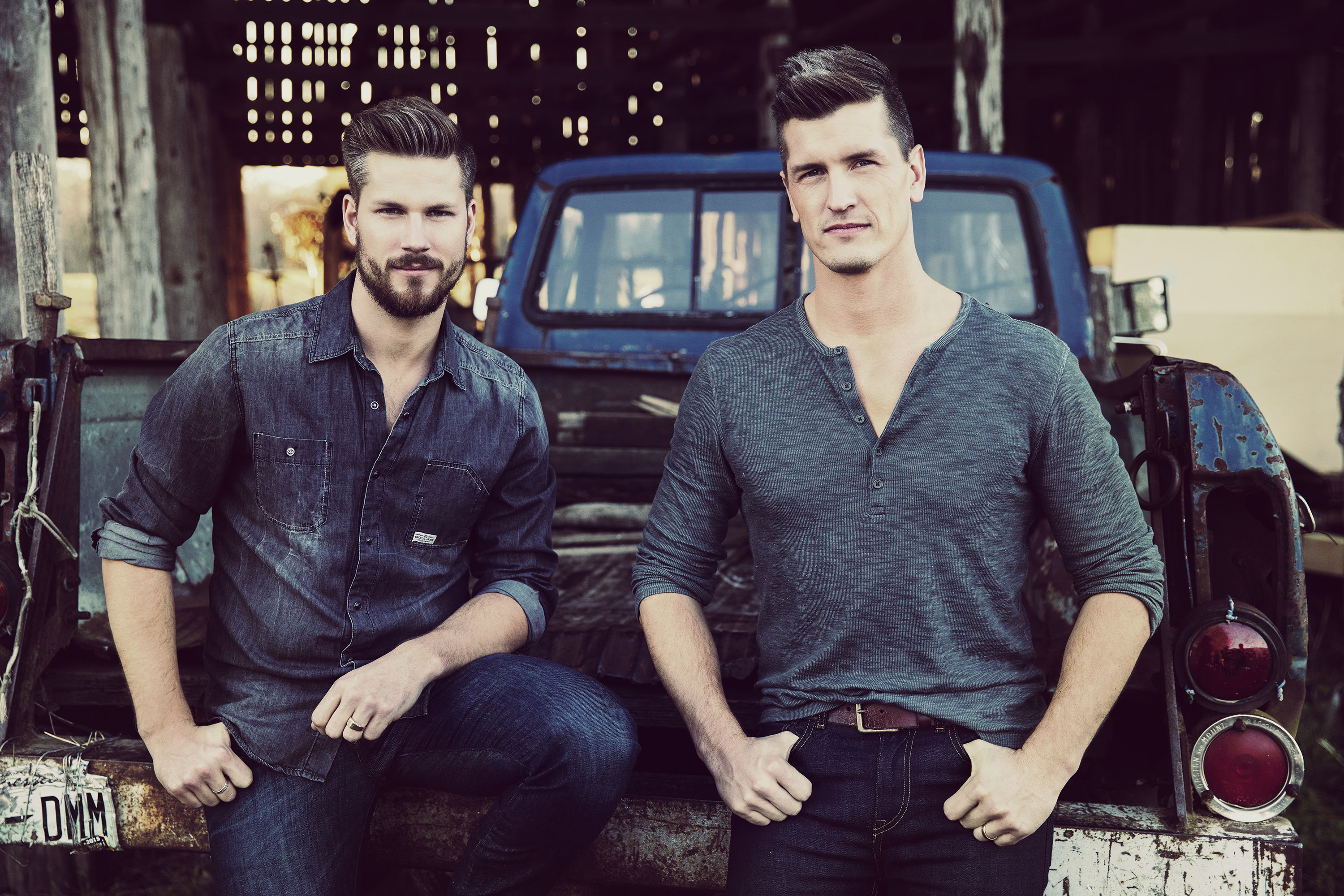 Country Duo High Valley On Ricky Skaggs, Faith & Growing Up Without A Radio