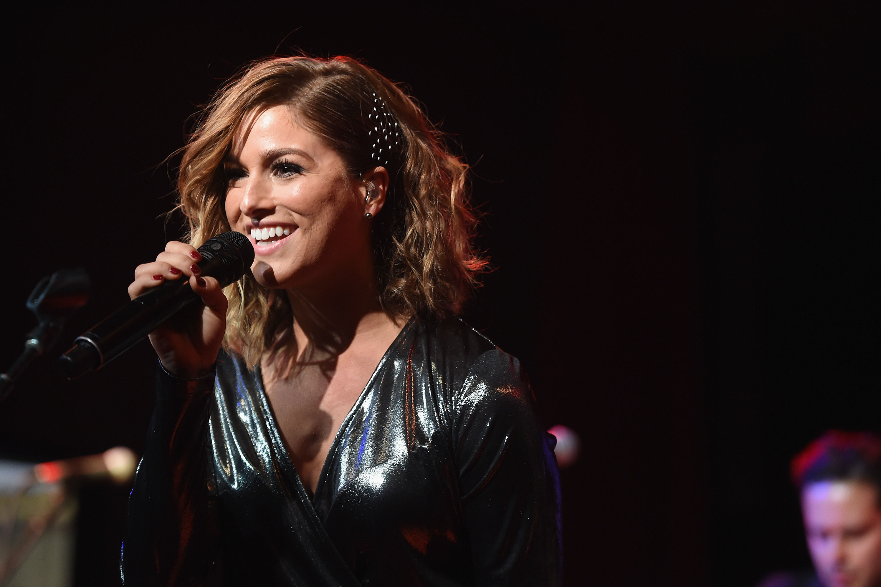 Cassadee Pope On Funk Music, Her First Number One, and Nashville's 'Killer Brunch'