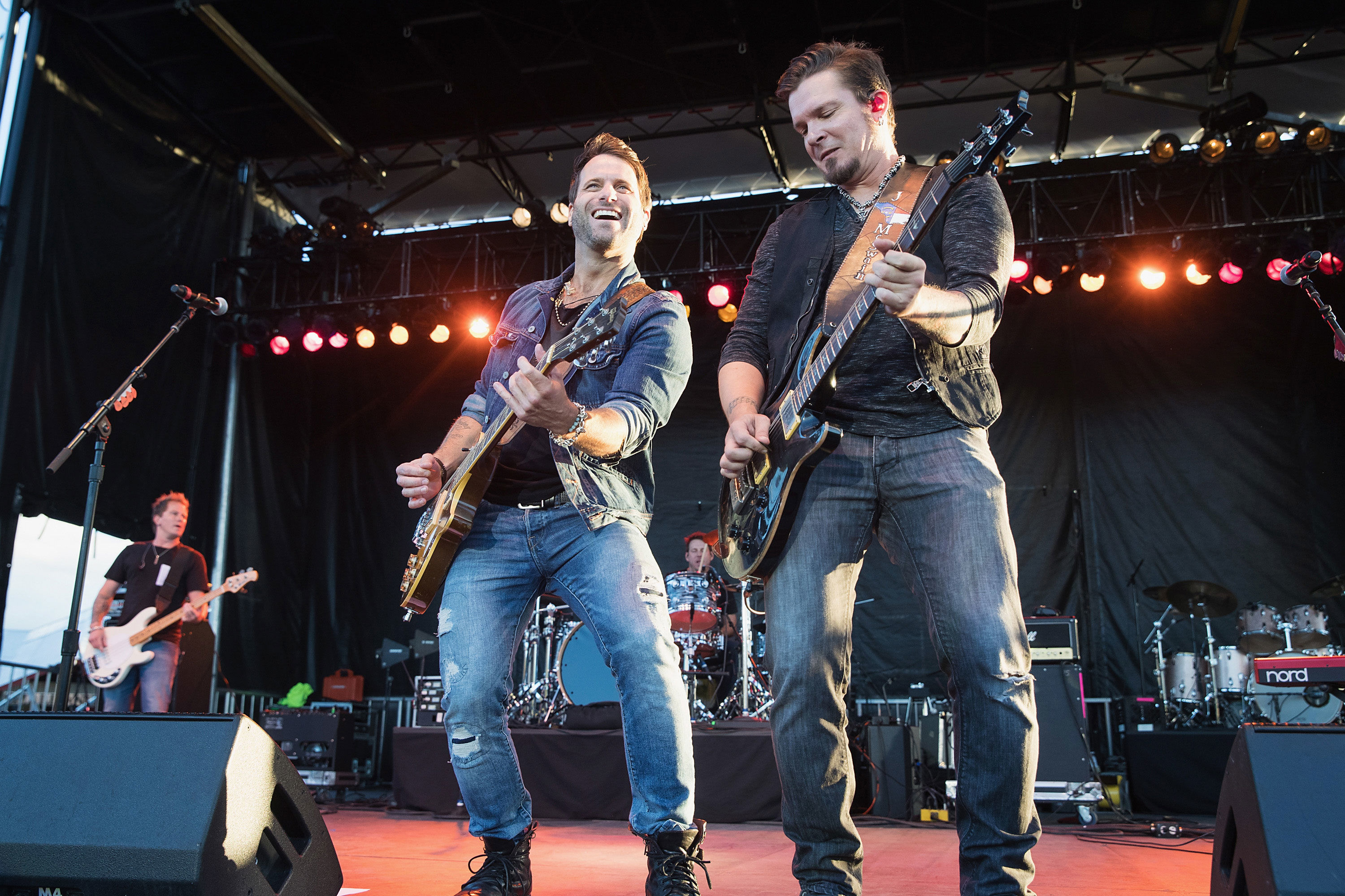 Parmalee & The Future Of Music