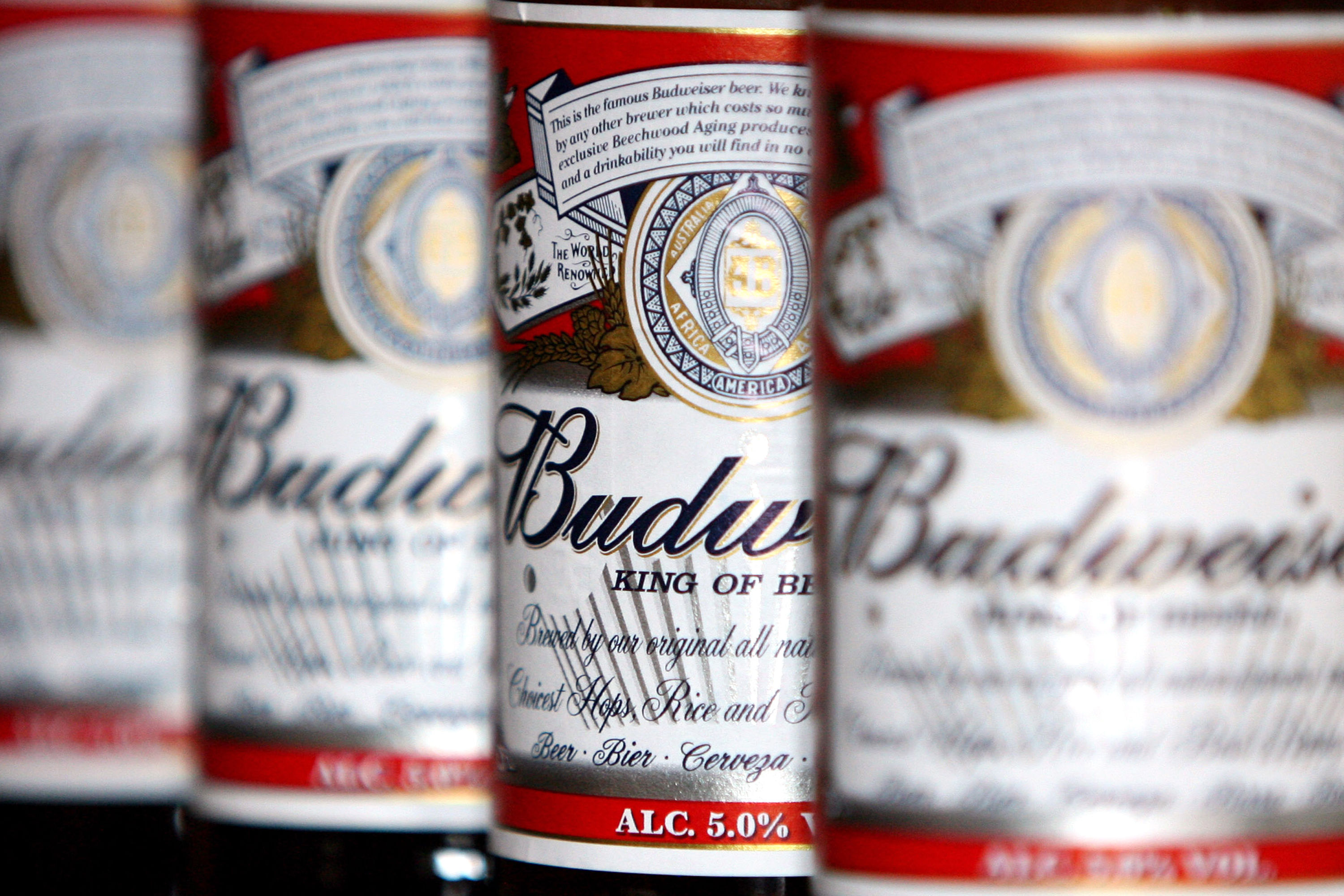 Budweiser's New Bottles Will Get You in the Holiday Spirit