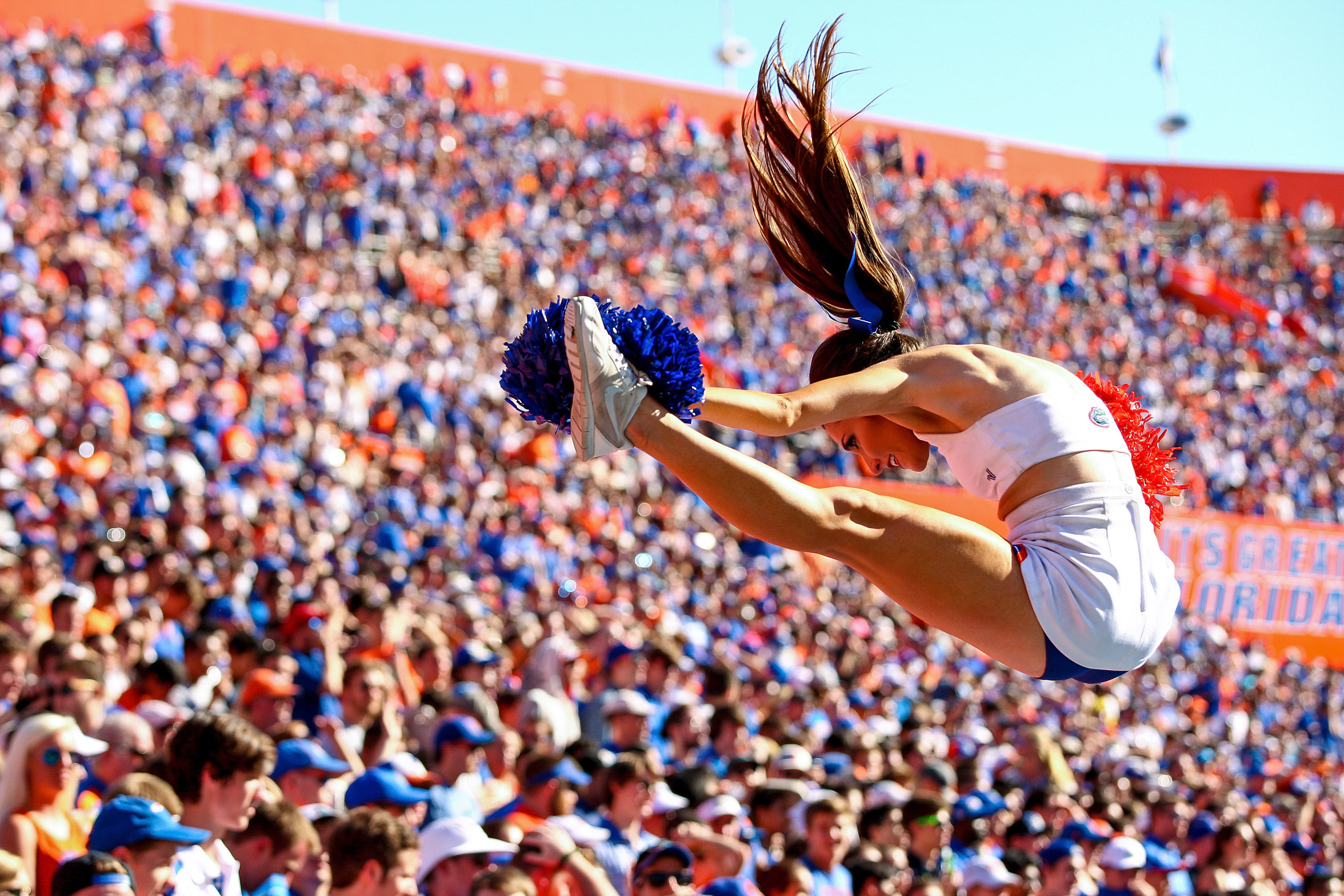 Cheerleading Just Took Another Step Towards Becoming An Olympic Sport