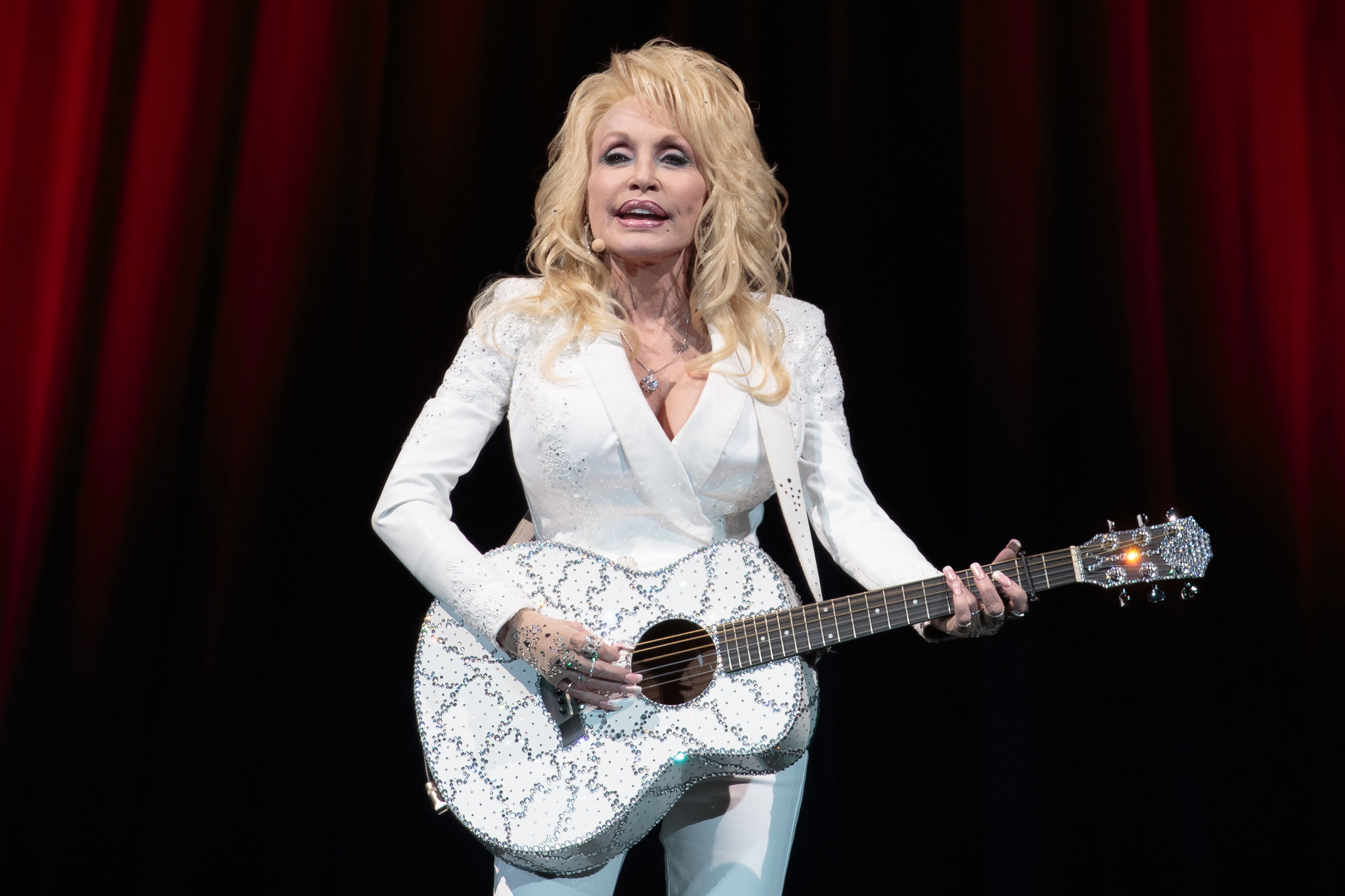 Dolly Parton Raised $9 Million for Tennessee Wildfire Victims