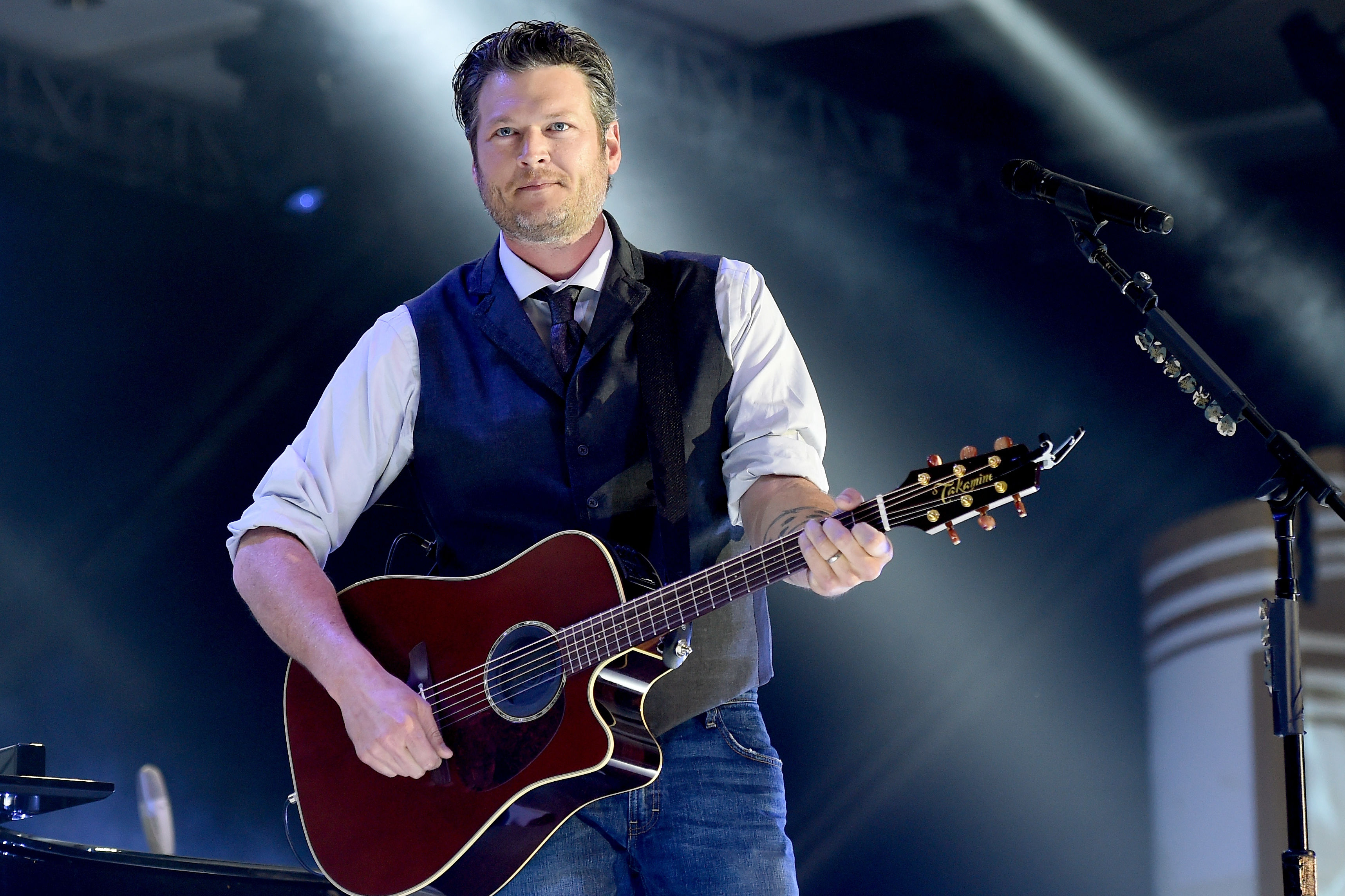 Blake Shelton-Themed Bars Are Coming to Tennessee and Oklahoma