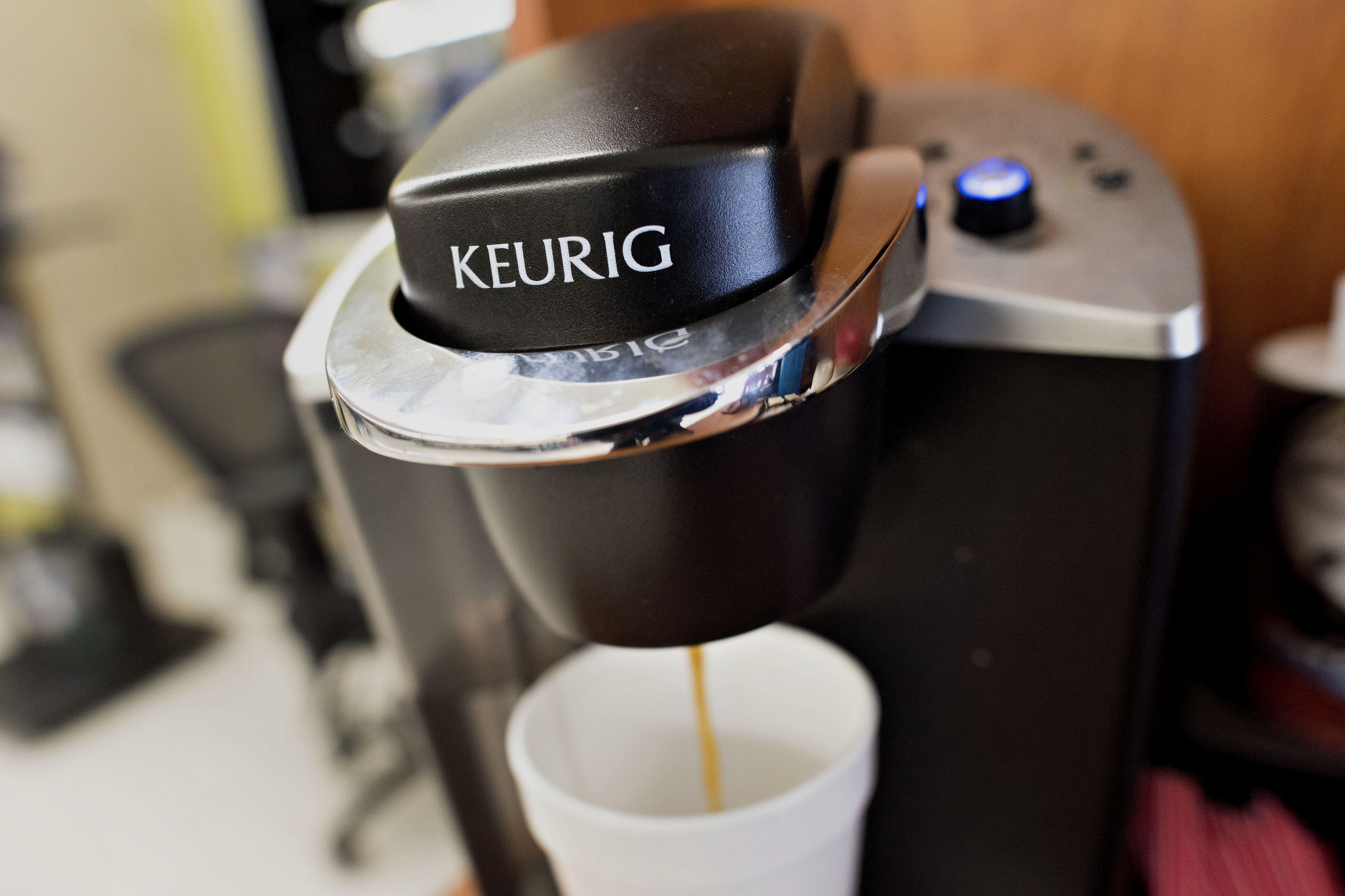 We're Finally Getting a Keurig That Makes Beer