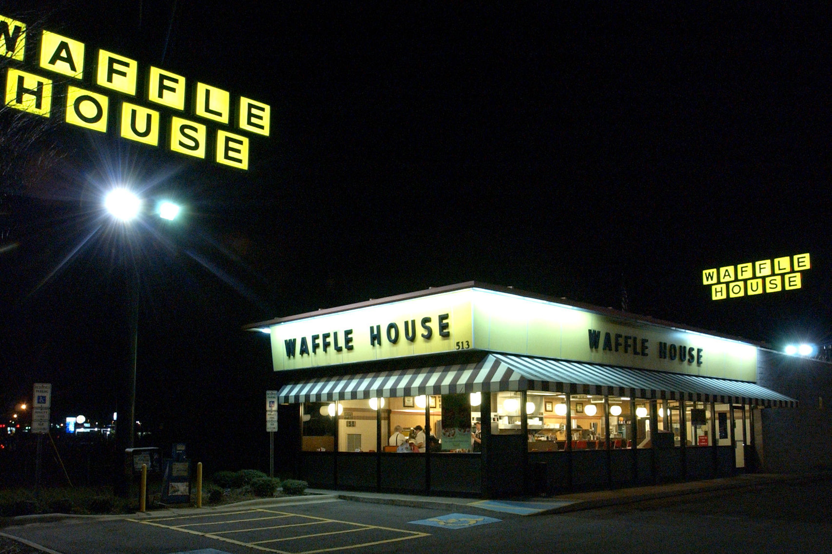 Enjoy Valentine's Day with BAE (Bacon and Eggs) at Waffle House