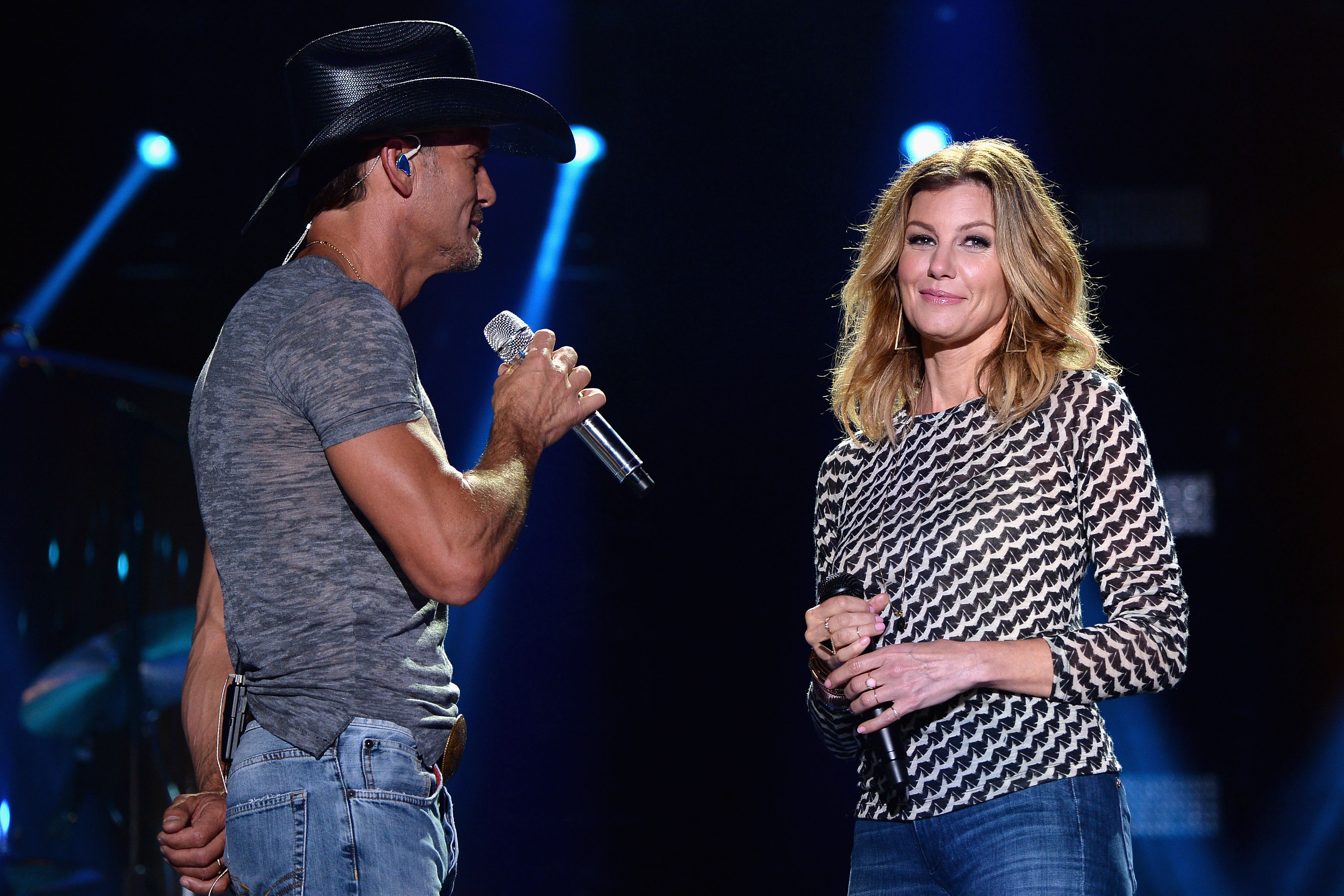 Faith Hill Just Posted the Lyrics For Her New Duet With Tim McGraw