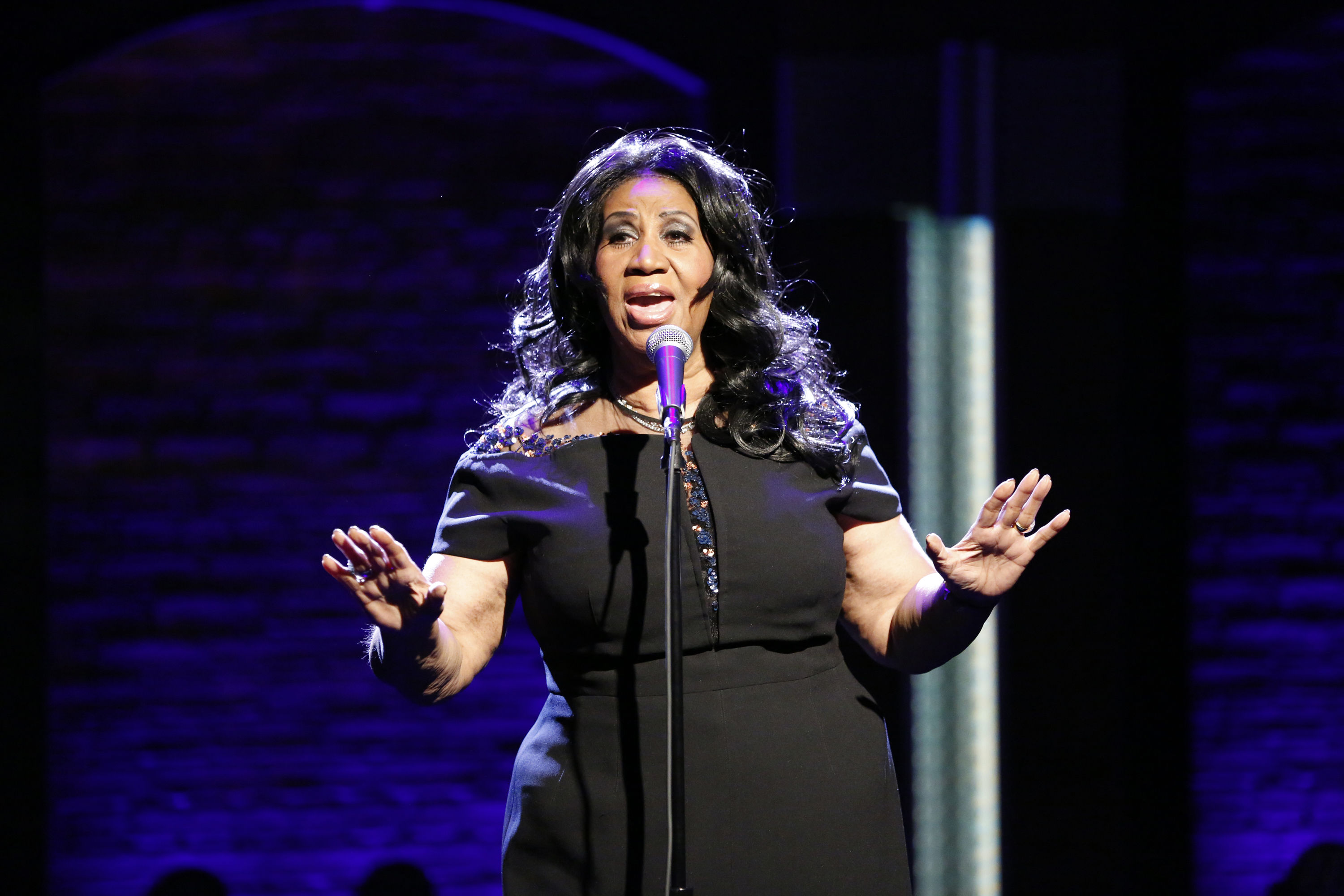Aretha Franklin Says She's Retiring From Making Music