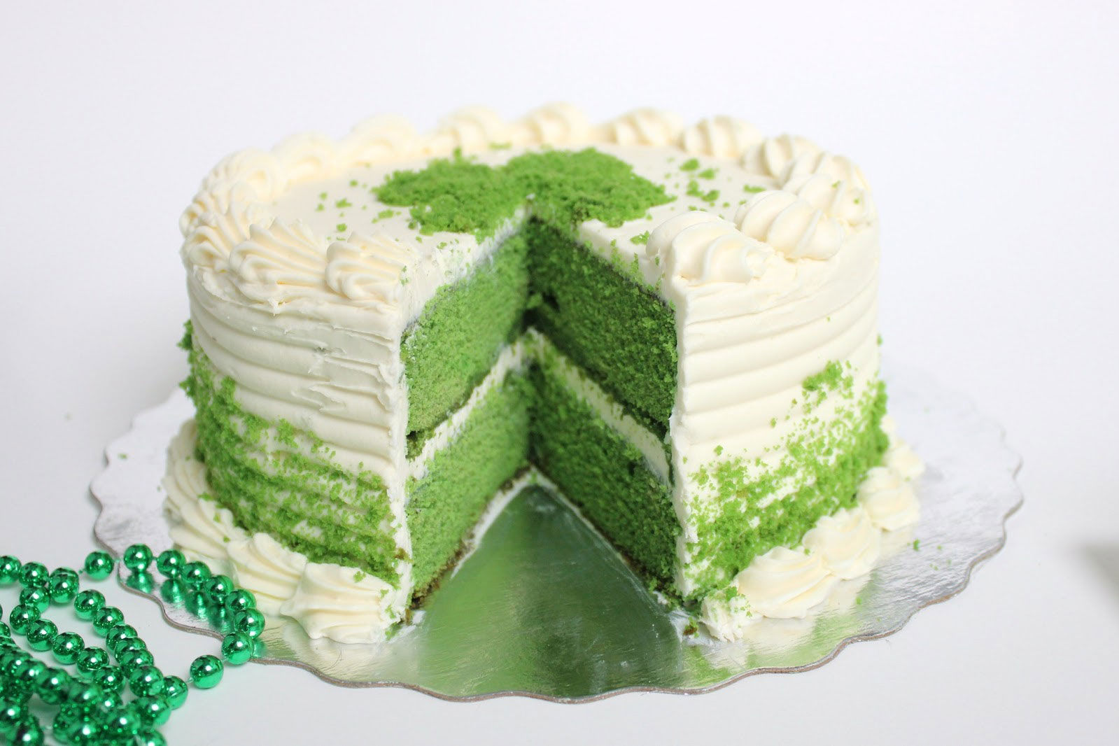 This is Why Green Velvet Cake is the New Red Velvet