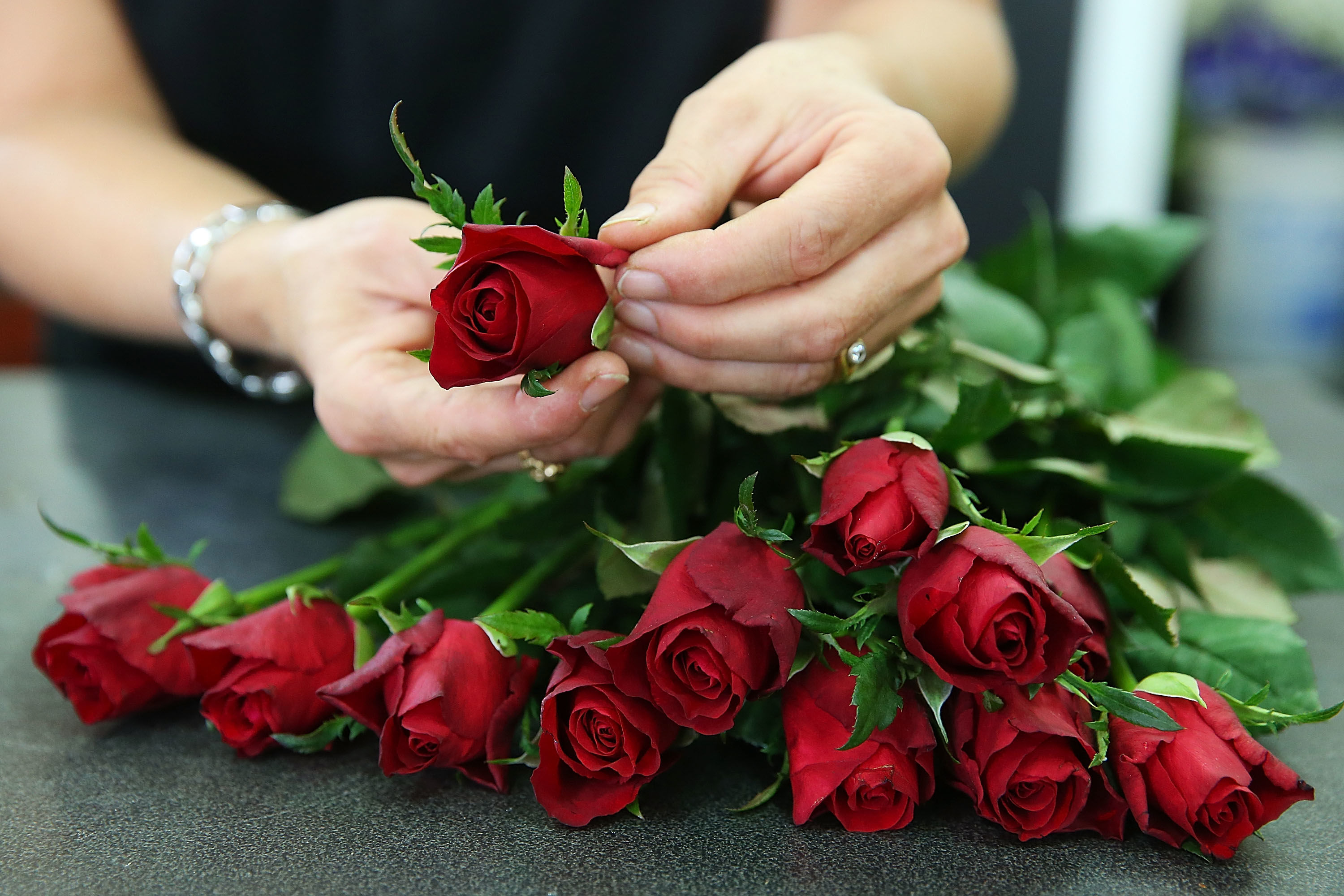 Amazon's Free Two-Hour Flower Delivery Could Save Your Valentine's Day