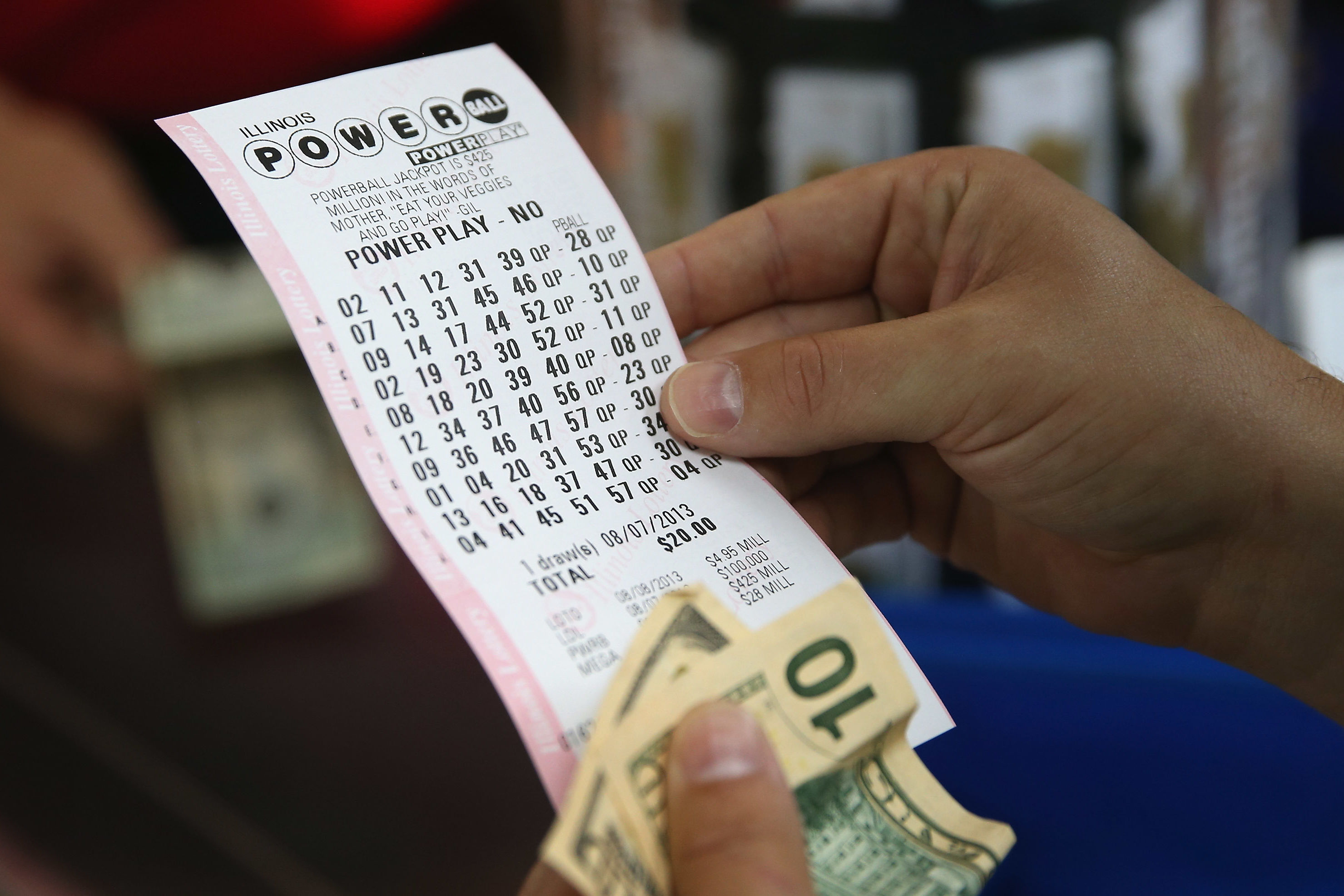 The Powerball Jackpot Is Utterly Insane Right Now
